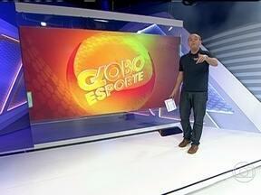 Globo Esporte Rio - primeiro bloco - 18/04/2013 - Globo Esporte Rio - primeiro bloco - 18/04/2013
