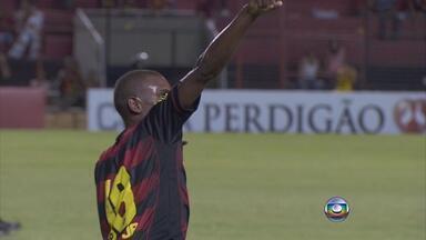 Sport vence o Vitória da Conquista e passa de fase na Copa do Brasil - Placar na Ilha do Retiro foi de 2 a 0