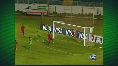 Salgueiro empata com o Boa Esporte e está na próxima dase da Copa do Brasil - Placar em Varginha-MG foi 2 a 2