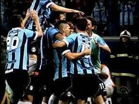 Gremistas se mobilizam para a decisão contra o Huachipato - Vídeo relembra feitos históricos do Grêmio antes da partida decisiva contra o Huachipato, no Chile, pela Libertadores.