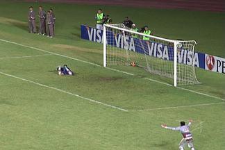 Sampaio Corrêa é eliminado da Copa do Brasil 2013 - Equipe maranhense perdeu para a Campinense-PB, no tempo normal e crobranças de pênaltis.