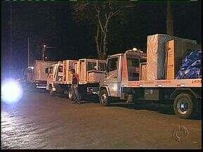 Polícia prende receptador de carga roubada em Curitiba - Homem já havia sido preso em Curitiba pelo mesmo crime