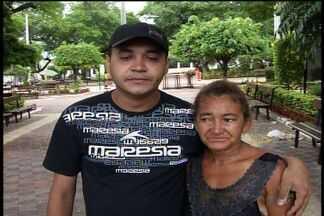 Moradora do Cariri pede ajuda para encontrar a filha - Ela diz que a criança foi levada pelo pai.