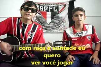 Internautas mandam mais paródias em homenagem ao clube do coração - Linense, Corinthians, São Paulo e Guarani ganharam paródias de seus torcedores.