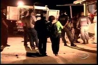 Policiais civis do ES são mortos por criminoso ao receber voz de prisão - Segundo a Sesp, mandado era cumprido em Sooretama, Norte do estado. Durante a troca de tiros, o suspeito também morreu.