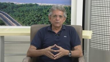 Secretário Municipal de Educação fala sobre falta de aulas em escolas, em Manaus - Secretário diz que algumas escolas estão sem professores e sem pedagogos