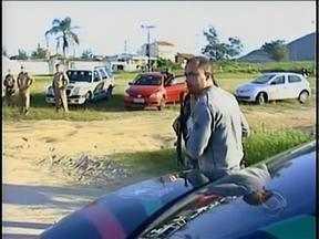 Suspeito de matar mulher em Imbituba já está em Santa Catarina - Subtenente foi trazido pela Políci Civil do Rio Grande do Sul.