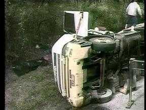 Acidente provoca morte de um motorista em Severiano de Almeida, RS - O condutor não estava usando o sinto de segurança quando aconteceu a batida.