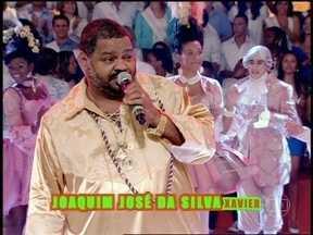 Viva Tiradentes! Arlindo Cruz canta samba em homenagem ao Inconfidente - Regina Casé também explica por que o Esquenta! tem tudo a ver com este líder
