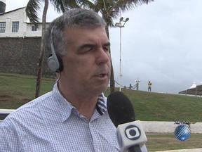 Engenheiro Civil fala das construções prejudicas pelo mar agitado - Para o especialista, é preciso mais cuidado ao fazer projetos na região marítma.