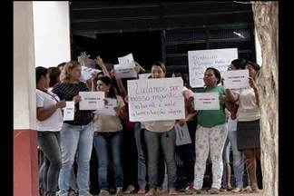 Servidores da saúde em Parauapebas entram e greve e pacientes ficam sem atendimento - Servidores da saúde em Parauapebas entram e greve e pacientes ficam sem atendimento