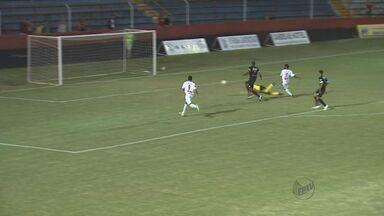 Confira os gols da rodada da série A-3 do Campeonato Paulista - Sertãozinho perde e Batatais se recupera vencendo de 1 a 0.