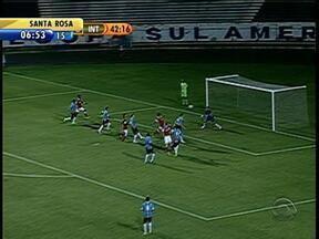 Grêmio e Inter se enfrentam nas quartas de final do estadual de juniores do RS - Inter derrubou a invencibilidade do Grêmio.