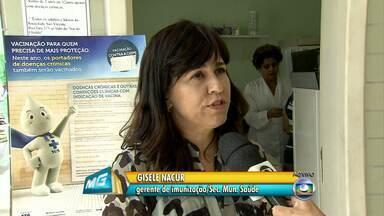 Ministério da Saúde prorroga prazo para vacinação contra a gripe - Segundo o órgão, procura pela vacina foi muito menor do que esperado pelo Ministério da Saúde.