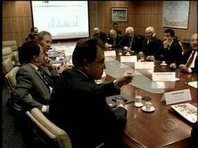 Governo Federal anuncia data de lançamento de edital da Ferrovia do Frango - Governo Federal anuncia data de lançamento de edital da Ferrovia do Frango