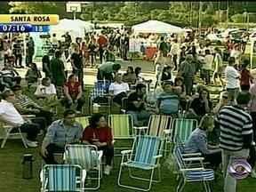 Festa da imigração movimenta Lajeado, RS, neste fim de semana - Gastronomia é o destaque da festa.