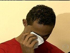 Imagens inéditas mostram Bruno confessar que sabia da morte de Eliza - Vídeo revela o que disse o ex-goleiro Bruno, durante o julgamento do assassinato de Eliza Samúdio, no Fórum de Contagem, na Região Metropolitana de Belo Horizonte. As declarações foram cruciais no julgamento de Bola.