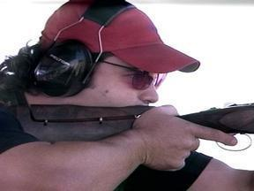 Erechinense investe em tiro esportivo para as próximas Olimpíadas - Ele é vencedor da última etapa do Campeonato Nacional.