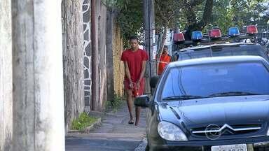 Polícia reconstitui assassinato de advogada em Belo Horizonte - Crime aconteceu durante o crnaval deste ano e chocou moradores da capital.