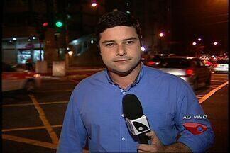 Mau tempo atrasa abastecimento de combustíveis no ES, diz Petrobras - Postos da rede BR registraram falta de gasolina na Grande Vitória.Segundo Petrobras, abastecimento será regularizado nesta sexta-feira (3).