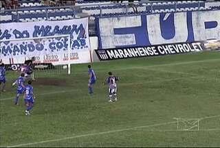 Maranhão vence o Bacabal e se isola na liderança do returno do Campeonato Maranhense - Robson marcou o único gol do jogo no segundo tempo e MAC abre seis pontos de diferença para o vice-líder Bacabal, que agora pode ser ultrapassado pelo Sampaio, em caso de novo tropeço no próximo jogo contra o Imperatriz