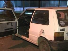 Três adolescentes são apreendidos depois de roubar carro em Sobradinho - Três adolescentes foram apreendidos depois de roubar um carro em Sobradinho. Os jovens foram levados para a Delegacia da Criança e do Adolescente.