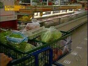 Hortaliças estão mais baratas - Isso é reflexo do bom tempo no Estado