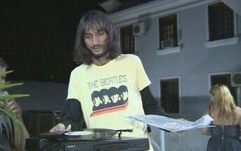 Paixão por vinil reuniu fãs da raridade em Porto Velho - E claro o 'LP' embalou a noite da sexta-feira (3), na capital.