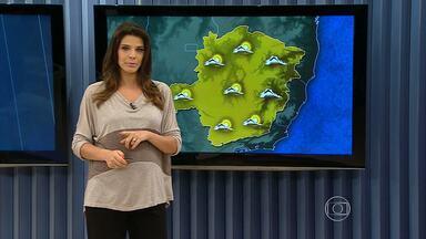 Tarde desta terça-feira (7) em Belo Horizonte promete ser quente e seca - Umidade relativa do ar deve atingir 25%.
