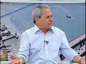 Roberto Alves e Miguel Livramento analisam jogo do Avaí na Copa do Brasil - 08/05/2013 - Roberto Alves e Miguel Livramento analisam jogo do Avaí na Copa do Brasil - 08/05/2013