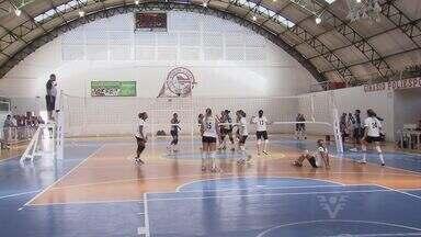 Clube Internacional é sede da 11ª edição do Campeonato Brasileiro Master Vôlei - Participaram da competição equipes masculinas e femininas de setes estados diferentes.