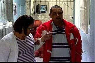 Em luta contra parkinson, homem enfrente dificuldades para conseguir ajuda no ES - Subsecretário de saúde diz que exames do paciente serão realizados na próxima semana.