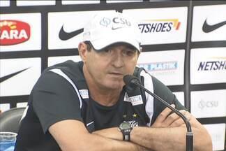 Acostumado com decisões, Santos encara final do Paulista com tranqüilidade - O Peixe fará sua quinta final consecutiva de Campeonato Paulista.