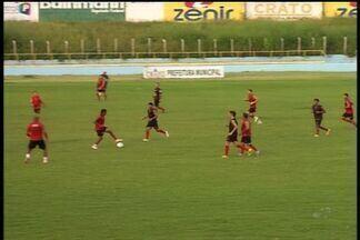 Domingo, Icasa encara o Guarany de Sobral, no Estádio Romeirão - Verdão precisa vencer o Bugre por três gols de diferença apra ir para a final.
