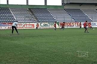 Bacabal finaliza preparação para encarar o Imperatriz - Leão do Mearim quer manter a terceira colocação para as semifinais do segundo turno do Campeonato Maranhense