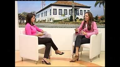 Consultora de RH de Resende, no RJ, fala sobre a mulher no mercado de trabalho - Renda de mães que trabalham cresceu 83% em dez anos, salto de R$ 446,3 bilhões para R$ 818,6 bilhões, diz pesquisa.