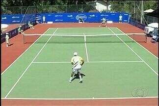 ATP Challenger de Rio Quente termina neste fim de semana - Competição é a mais importante do Centro-Oeste e um dos dez mais importantes do Brasil.