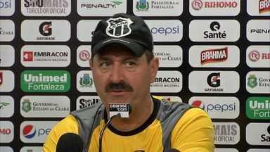 Ceará e Fortaleza se preparam para Clássico-Rei das semifinais - Equipes se enfrentam neste domingo, às 16 horas, no Estádio Presidente Vargas. No primeiro duelo, Ceará venceu por 3 a 0