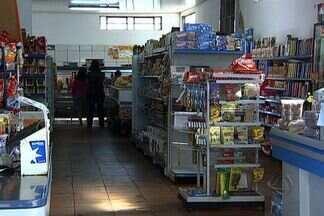 Violência assusta comerciantes em Campo Grande - Uma farmácia e um supermercado em Campo Grande foram alvos de bandidos. Em um dos crimes, os suspeitos agiram em plena luz do dia.