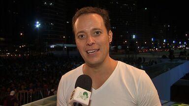 André Valadão grava DVD na Praia de Iracema - André Valadão grava DVD na Praia de Iracema, 200 mil pessoas são esperadas para show.