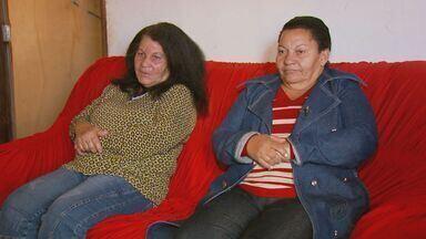 Após 40 anos sem notícias uma da outra, mãe e filha se reencontram em Três Pontas - Após 40 anos sem notícias uma da outra, mãe e filha se reencontram em Três Pontas