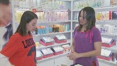 Mães comerciantes auxiliam na escolha de presente no comércio de Campinas - Com dicas e sugestões, as mães que trabalham no comércio de Campinas (SP) auxiliam os consumidores na hora da compra.