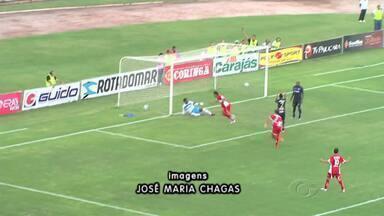 Veja os gols de CRB 4 x 2 CSA - Galo leva vantagem sobre o rival nas finais.