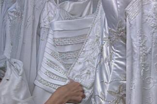 Procon pesquisa preços de aluguel de vestidos de noivas em João pessoa - Confira os resultados.