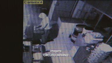 Pizzaria de Ribeirão, SP, é furtada pela sexta vez em 2013 - Local foi invadido pelo mesmo ladrão, segundo dono de estabelecimento.
