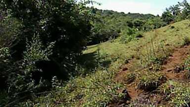 Bebê encontrado por trabalhador rural segue internado em Araguari - Foram cerca de 72h de busca para encontrar a criança.