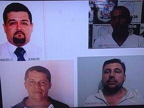 Polícia prende suspeitos de vender lotes de forma irregular em Rondonópolis - A polícia prendeu quatro pessoas em Rondonópolis acusadas de participar de um esquema de venda de lotes de forma irregular na cidade.