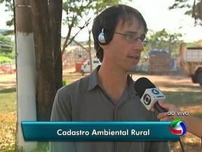 Seminário discute dificuldades no cadastro ambiental rural nos assentamentos - Um seminário, realizado pelo Instituto Centro de Vida em Cuiabá, vai discutir as dificuldades e o que pode ser feito para garantir a implantação do cadastro ambiental rural nos assentamentos.