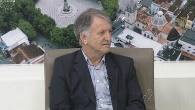 Presidente de Instituto de Proteção Ambiental fala sobre desmatamento no AM - Antônio Ademir Stroski foi entrevistado nesta terça-feira (14) no Bom dia Amazônia