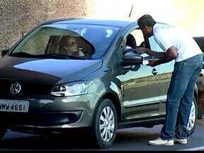 Ações de combate à exploração sexual são realizadas em Uberaba - Número de casos aumentou 25% em comparação ao ano passado. Blitz educativa conscientiza motoristas nas rodovias que cortam a região.